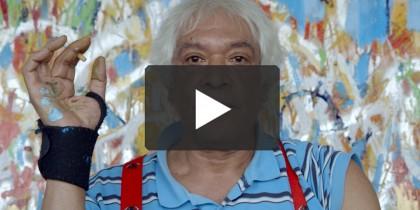 künstler-portrait: david mora catlett